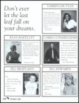 1995 Danville High School Yearbook Page 212 & 213
