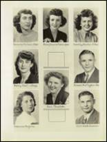 1948 Avondale High School Yearbook Page 18 & 19