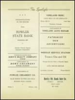 1948 Avondale High School Yearbook Page 116 & 117