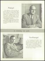 1957 Lockport High School Yearbook Page 12 & 13