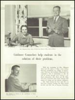 1957 Lockport High School Yearbook Page 14 & 15
