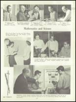 1957 Lockport High School Yearbook Page 18 & 19