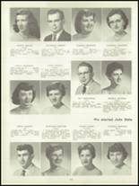 1957 Lockport High School Yearbook Page 26 & 27