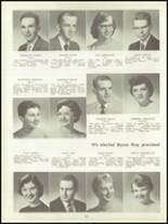1957 Lockport High School Yearbook Page 30 & 31