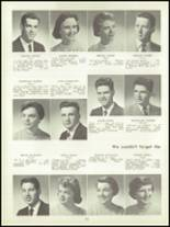 1957 Lockport High School Yearbook Page 32 & 33