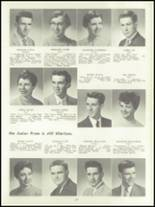 1957 Lockport High School Yearbook Page 34 & 35