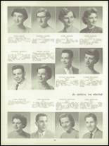 1957 Lockport High School Yearbook Page 36 & 37