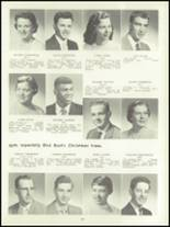 1957 Lockport High School Yearbook Page 40 & 41
