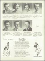 1957 Lockport High School Yearbook Page 42 & 43