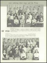 1957 Lockport High School Yearbook Page 48 & 49