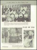 1957 Lockport High School Yearbook Page 50 & 51