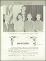 1957 Lockport High School Yearbook Page 52 & 53