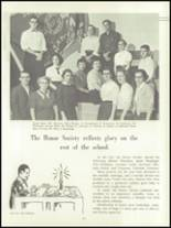 1957 Lockport High School Yearbook Page 60 & 61