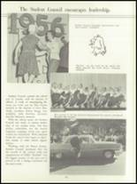 1957 Lockport High School Yearbook Page 62 & 63