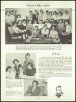 1957 Lockport High School Yearbook Page 72 & 73