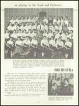 1957 Lockport High School Yearbook Page 74 & 75