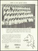 1957 Lockport High School Yearbook Page 76 & 77