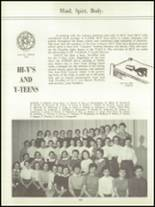 1957 Lockport High School Yearbook Page 78 & 79