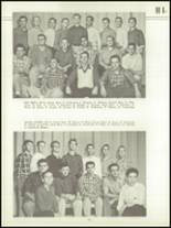 1957 Lockport High School Yearbook Page 80 & 81