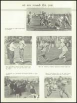 1957 Lockport High School Yearbook Page 82 & 83