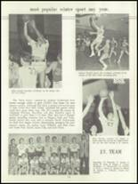 1957 Lockport High School Yearbook Page 84 & 85