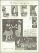 1957 Lockport High School Yearbook Page 86 & 87