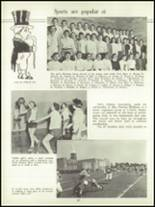 1957 Lockport High School Yearbook Page 92 & 93