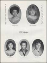1983 Springer High School Yearbook Page 10 & 11
