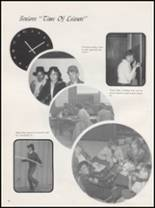 1983 Springer High School Yearbook Page 14 & 15