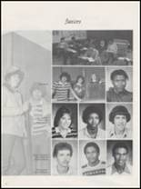 1983 Springer High School Yearbook Page 16 & 17