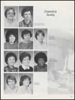 1983 Springer High School Yearbook Page 22 & 23
