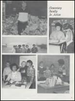 1983 Springer High School Yearbook Page 38 & 39
