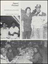 1983 Springer High School Yearbook Page 40 & 41