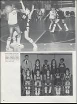 1983 Springer High School Yearbook Page 42 & 43