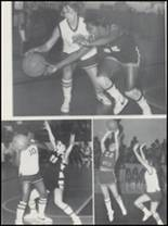 1983 Springer High School Yearbook Page 44 & 45