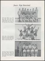 1983 Springer High School Yearbook Page 46 & 47