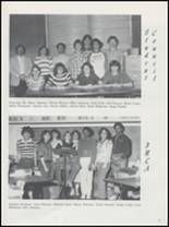 1983 Springer High School Yearbook Page 50 & 51