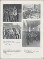 1983 Springer High School Yearbook Page 54 & 55