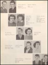 1950 White Pine County High School Yearbook Page 34 & 35