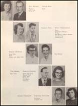 1950 White Pine County High School Yearbook Page 36 & 37