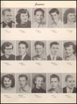 1950 White Pine County High School Yearbook Page 44 & 45