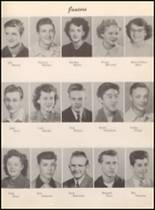 1950 White Pine County High School Yearbook Page 46 & 47