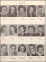 1950 White Pine County High School Yearbook Page 50 & 51