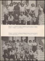 1950 White Pine County High School Yearbook Page 52 & 53