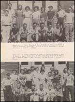 1950 White Pine County High School Yearbook Page 54 & 55