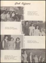 1950 White Pine County High School Yearbook Page 66 & 67