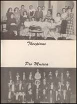 1950 White Pine County High School Yearbook Page 70 & 71