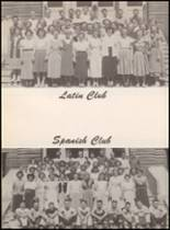 1950 White Pine County High School Yearbook Page 72 & 73