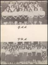 1950 White Pine County High School Yearbook Page 74 & 75