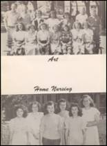 1950 White Pine County High School Yearbook Page 78 & 79